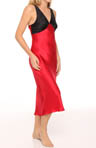 N by Natori Sleepwear Mongolia Color Blocked Gown TC3008