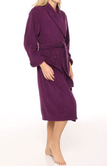 N by Natori Sleepwear Nei Microsuede Fleece Robe