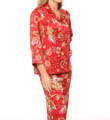 N by Natori Sleepwear Mongolia Printed Notch PJ TC6014