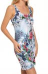 N by Natori Sleepwear Dao Printed Chemise TC8013