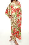 N by Natori Sleepwear Jasmineae Printed Charm Caftan UC0000