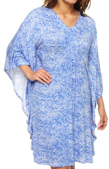 Tanawin Printed Rayon Spandex Tunic
