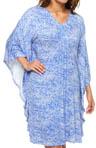 Tanawin Printed Rayon Spandex Tunic