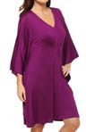N by Natori Sleepwear Salyo Solid Butterknit Tunic UC2026