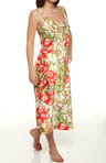 Jasmineae Printed Charm Gown