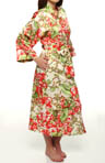 Jasmineae Printed Charm Robe