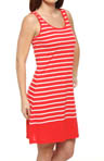 Taki With Stripe Jersey Chemise