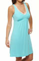 N by Natori Sleepwear Salyo Solid Butterknit Chemise UC8008