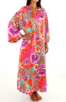 "N by Natori Sleepwear Treasure of Mei 52"" Caftan VC0000"