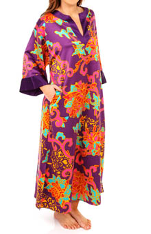 N by Natori Sleepwear Beauty of Xi Caftan
