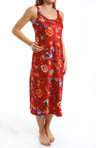 N by Natori Sleepwear Yuan Sleeveless Gown VC3006