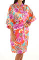 "N by Natori Sleepwear Treasure of Mei 39"" Wrap VC4000"
