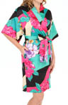 N by Natori Sleepwear Beijing Flower Wrap VC4007