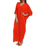 N by Natori Sleepwear Oasis Long Caftan WC0006
