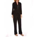 Congo with Satin Solid Pajama Set Image