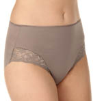 Naomi & Nicole Light Control Lace Brief Panties - 2 Pack 724