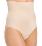 Naomi & Nicole Soft and Smooth Hi Waist Thong 7756