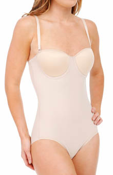 Naomi & Nicole Luxurious Shaping Strapless Bodybriefer 7772