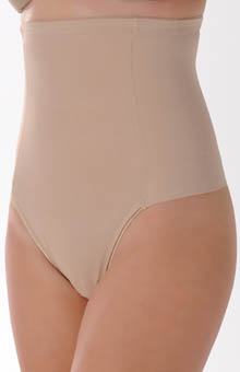 Firm Control Hi-Waist Thong