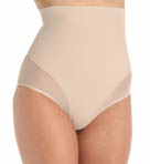 Naomi & Nicole Sheer Sensual Shaping Hi Waist Brief 7905