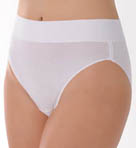 Naomi & Nicole Wonderful Edge Cotton Wide Band Brief Panty A155