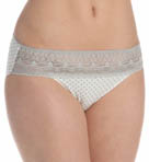 Naomi & Nicole Wonderful Edge Lace Trim Hipster Panty A163