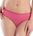 Sheer Jacquard Femme Panty