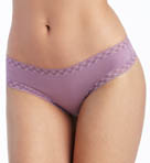 Natori Bliss Cotton Low Rise Thong 157058