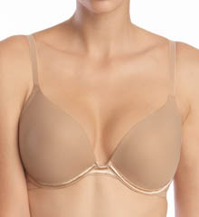 Full Figure Plunge Push Up Underwire Bra