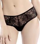 Natori Lotus Edge Thong 750047