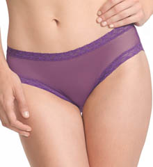 Natori Bliss Mesh with Lace Girl Brief Panty