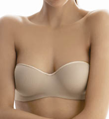 Natori Reflex Strapless Convertible Memory Push-Up Bra 774495