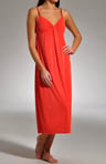 Aphrodite Solid Slinky Knit Gown