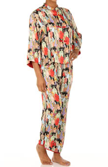 "Natori Sleepwear Dynasty 26"" PJ Set E82631"