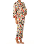 Natori Sleepwear Dynasty 26&quot; PJ Set E82631