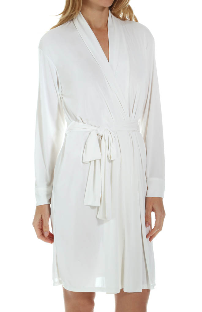 Aphrodite Short Wrap Robe