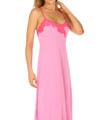 Natori Sleepwear Aphrodite Adore Solid Slinky Gown Q73029