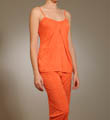 Natori Sleepwear Liuan Cami PJ with Shelf Bra Q76063