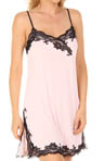 Adore Chemise with Lace Trim Image