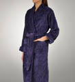 Natori Sleepwear Medallion Sculptured Plush Robe R74083