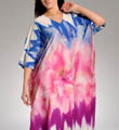 Natori Sleepwear Sapa Printed Caftan S70007