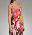 Natori Sleepwear Mekong Printed Gown 46&quot; Long S73017