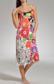 Salgon Printed Gown