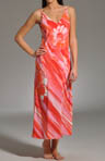 Natori Sleepwear Thien Printed Tank Gown S73055