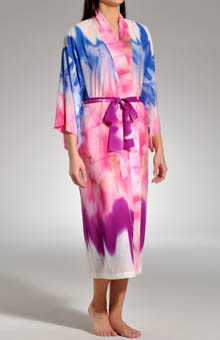 Sapa Printed CDC Long Robe