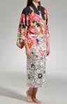 Salgon Printed Robe