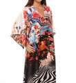 Natori Sleepwear Xianado V-Neck Caftan T70004