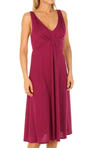 Natori Sleepwear Shangri-la Solid Modal Gown T73024