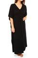 Natori Sleepwear Jersey Solid Knit Caftan U70047