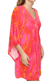 Lagoon Printed Slinky Tunic